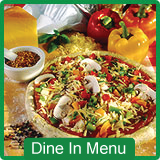 Dine In Menu